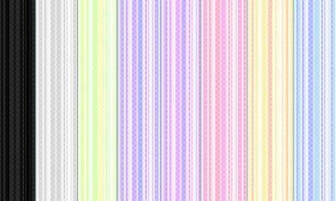 Красочный простой набор шаблонов фотошоп бесшовные полосы