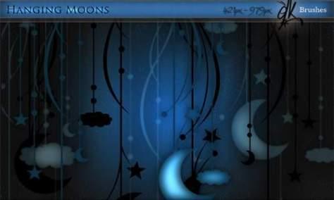 Прекрасные Лунные Кисти