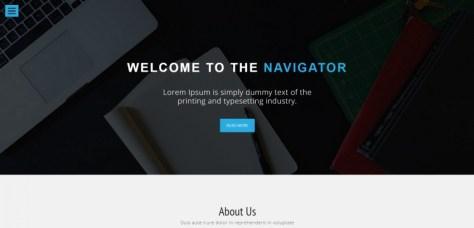 Бесплатные HTML шаблоны Landing Page