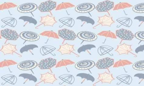 Различный дизайн зонтика