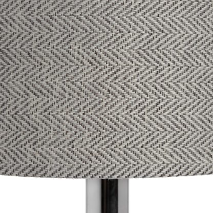 Milan Chrome Table Lamp