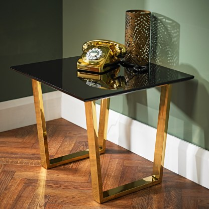 ANTIBES LAMP TABLE