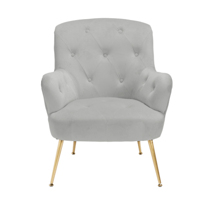 Aria chair in grey