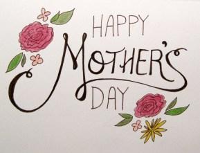 Mother_Handletter