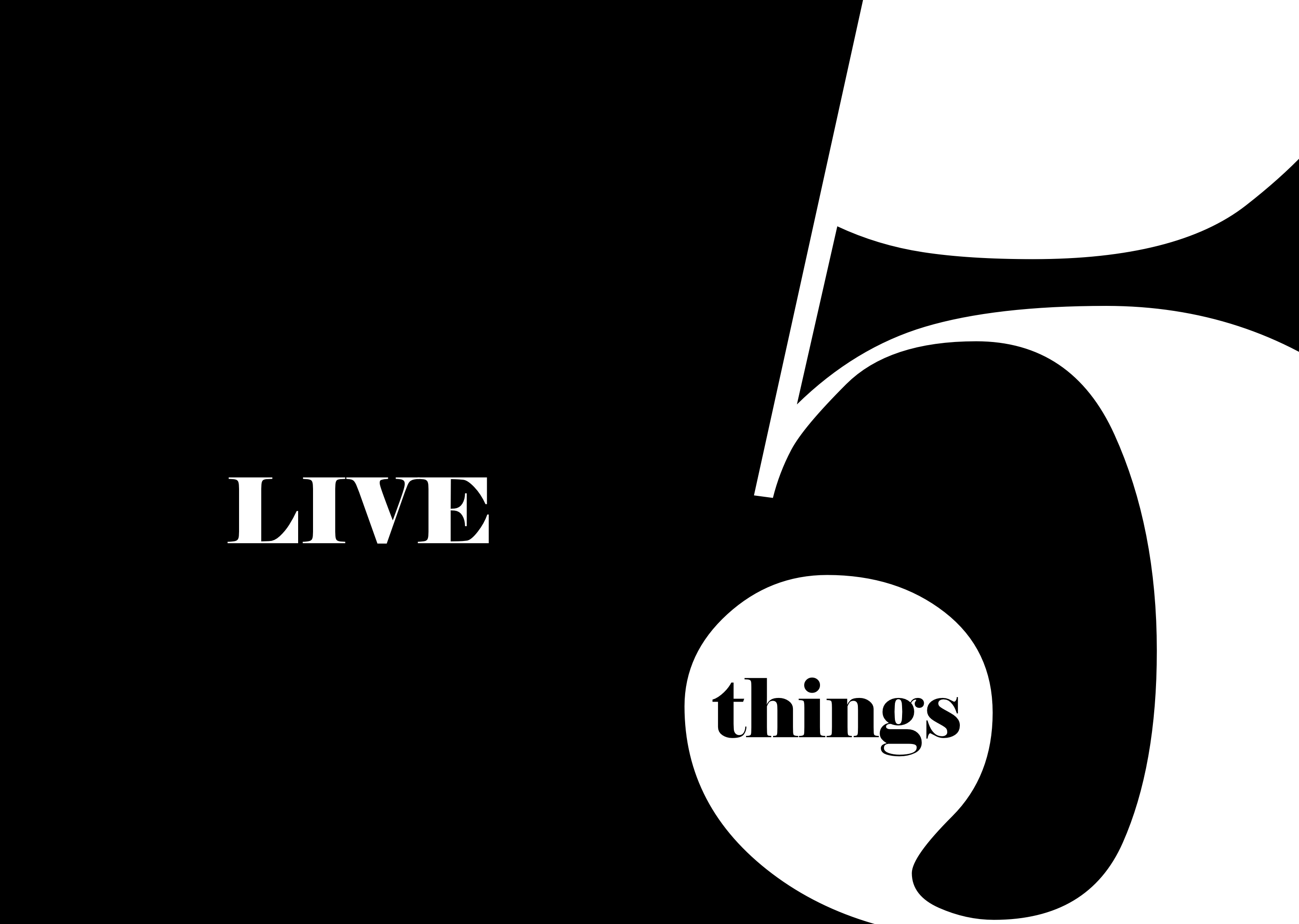 5 Things Live