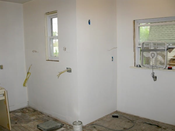 Electrical work updated