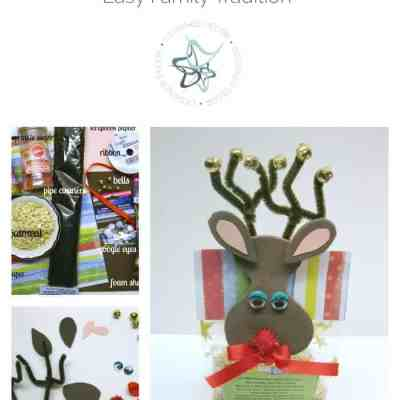 Reindeer Dust Holiday Craft