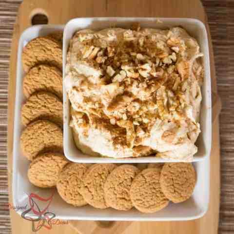 Cream Cheese Pumpkin Dip!