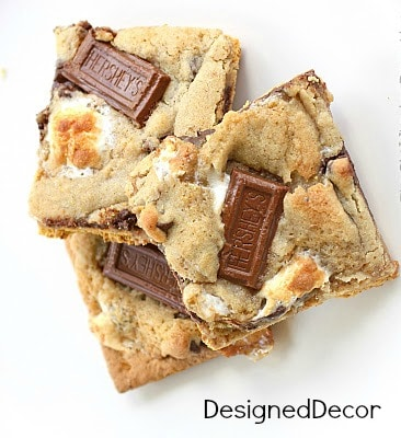 Tantalizing Tuesday – Recipe # 1-S'mores Cookies
