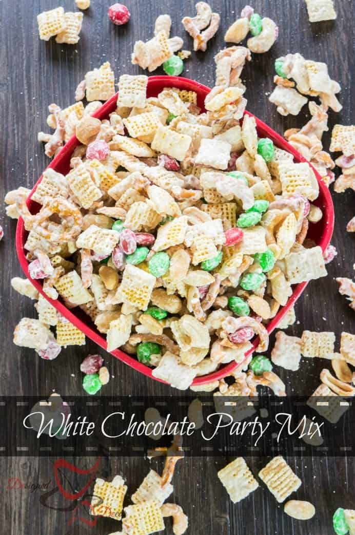 White Chocolate Party Mix-pinnable