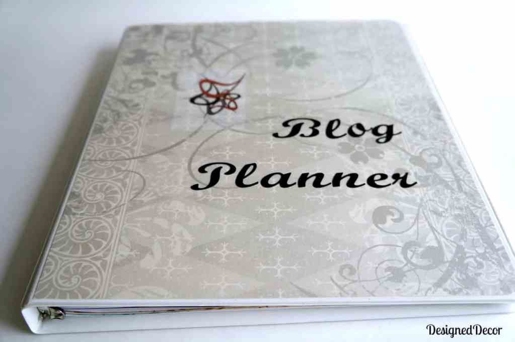 How to make your own Blog Planner and Free Blog Printables!