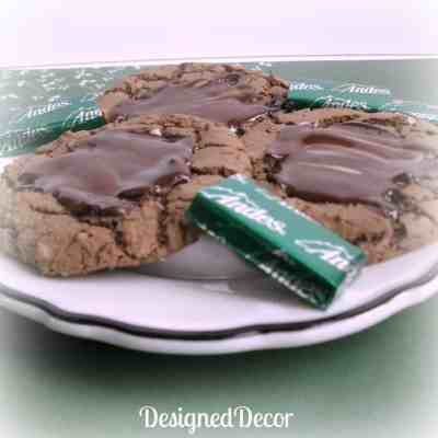Tantalizing Tuesday – Andes Mint Cookies!