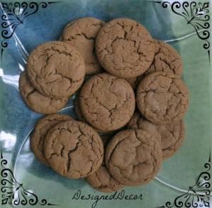 molasses cookies 043