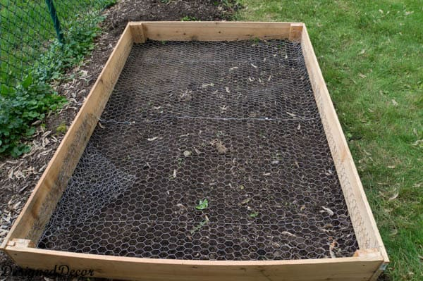 Building a raised garden bed-8