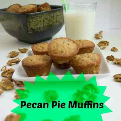 Tantalizing Tuesday – Pecan Pie Muffins!