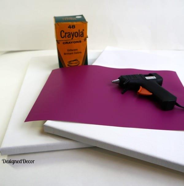 Crayon Art Supplies