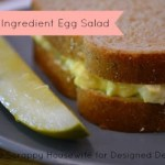 Egg Salad pinnable image