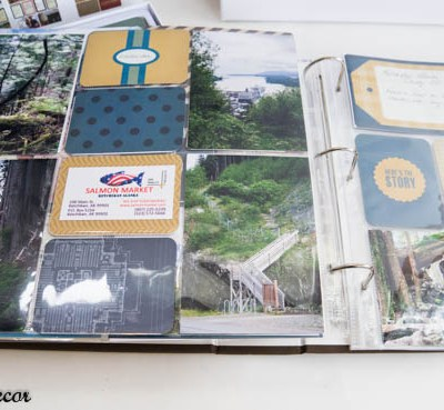 Project Life – Vintage Travel Kit!