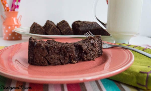 Chocolate Zucchini Bread for Breakfast