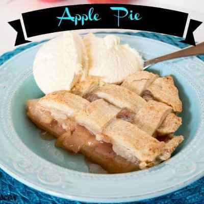 Homemade Apple Pie Filling!