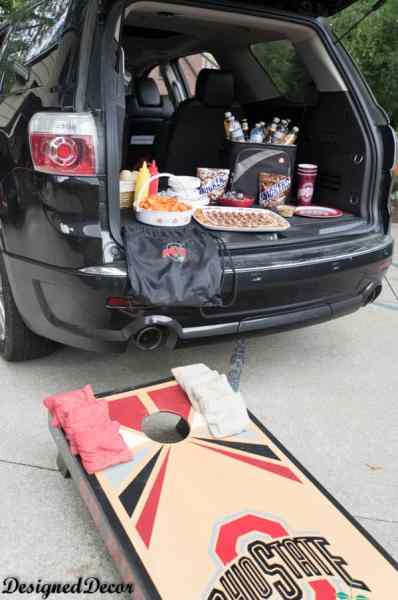 tailgating with pretzel snicker bites-#shop