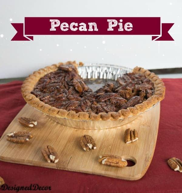 Georgia Pecan Pie-