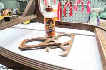 #GorillaGlue for all wood repairs