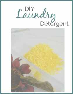 diy-laundry detergent