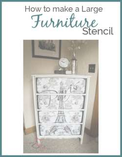 furniture stencil