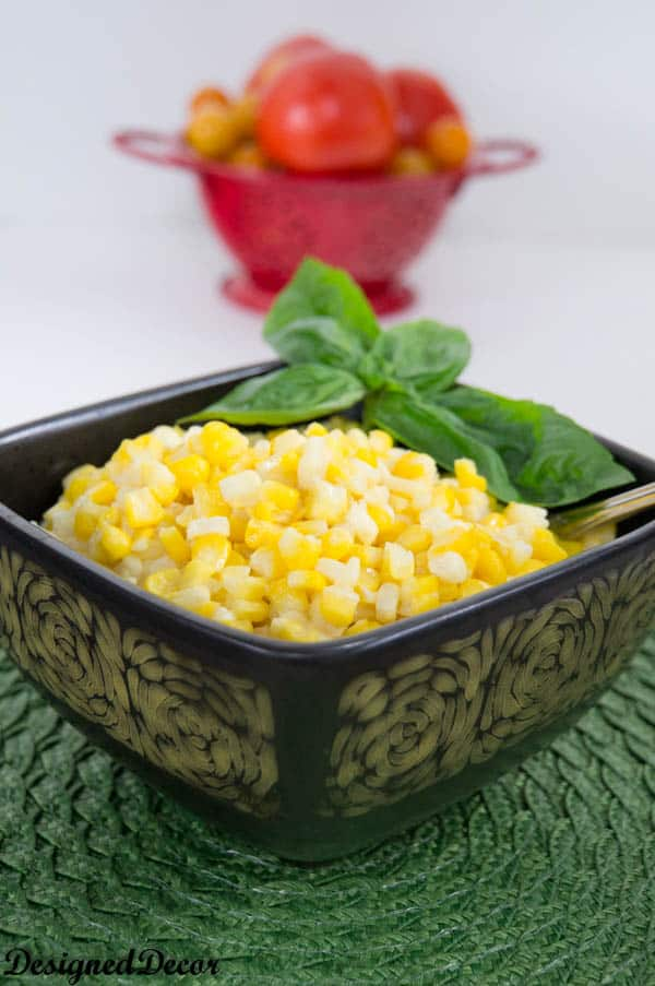 Fresh~ Easy~ Cream Corn ~ Recipe