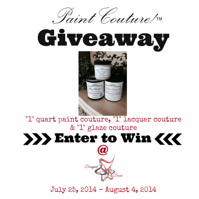 Paint Couture Giveaway~ Paint Giveaway ~