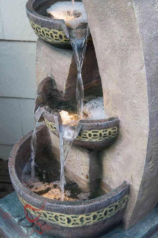 Water Fountain~ Lamps Plus~ Water Feature