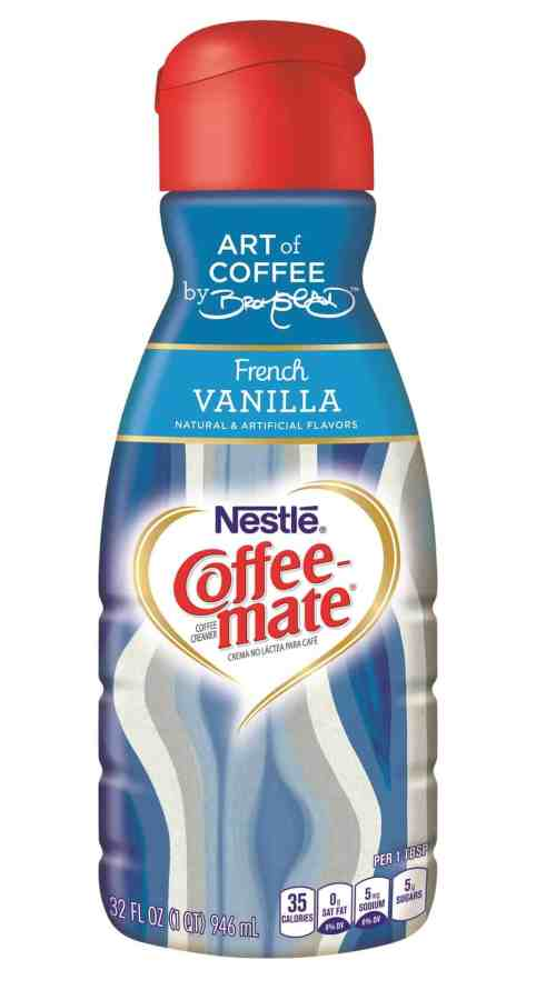 Coffee-Mate-French Vanilla- David Bromstad