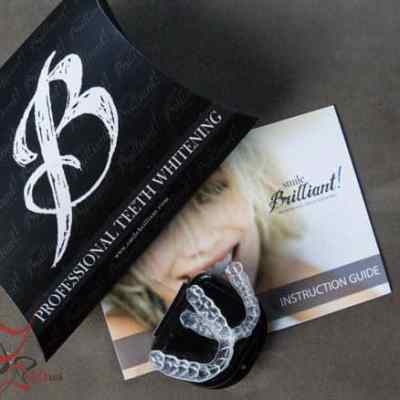 Smile Brilliant~ Teeth Whitening System!