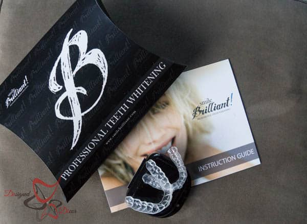 Teeth Whitening ~ Smile Brilliant~ Completed Whitening Trays