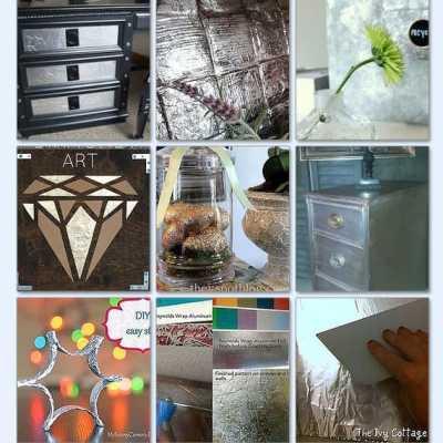 16 Astonishing Tin Foil Projects!