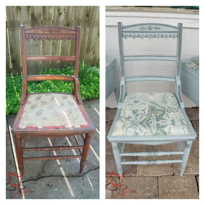 BeforeAfter Antique Accent chair