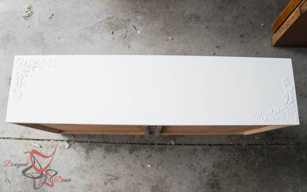 Step 1! How to Paint Wash Furniture