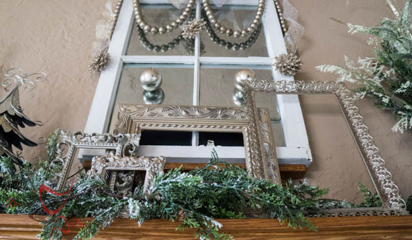 Christmas Mantel 2014- Holiday Mantels