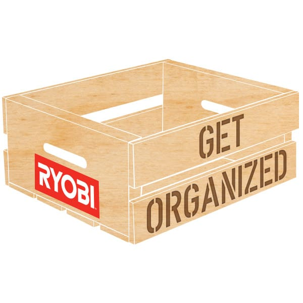 Get Organized_Ryobi Nation
