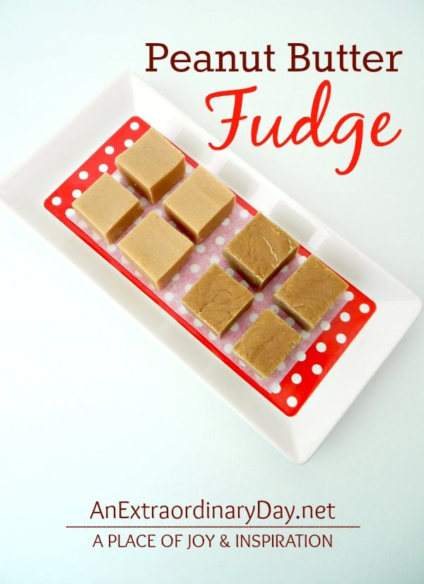 Peanut-Butter-Fudge-Recipes-Holiday Cookie Round-up