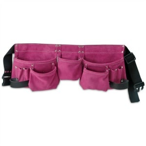 safety girl tool belt