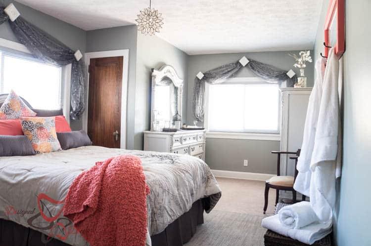Makeovers Bedroom Guest Budget Room