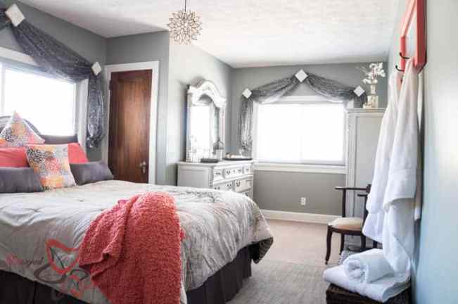 Guest Bedroom Makeover