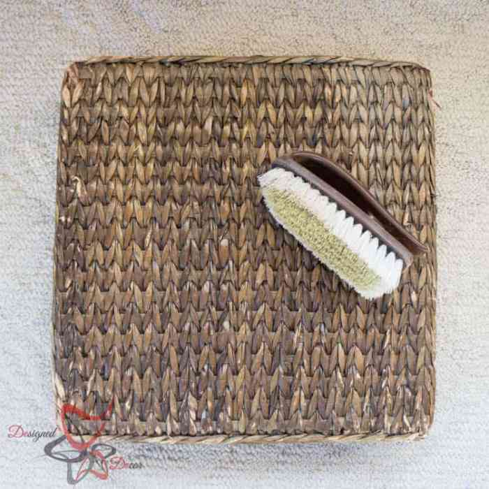 How to Stain a Basket-4