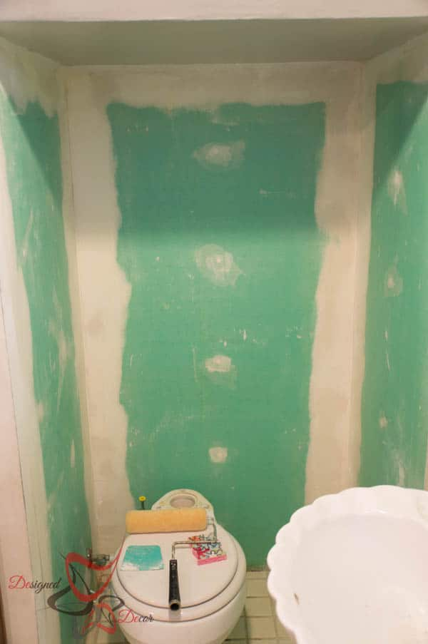 Basement Bathroom-
