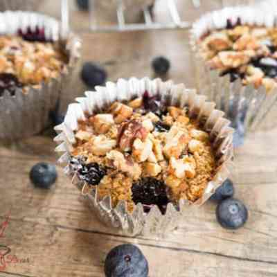Baked Oatmeal Muffins!