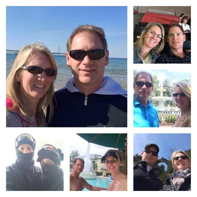 Anniversay Selfies!