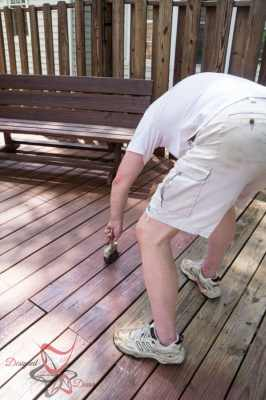 How to Clean and Stain a Deck - Thompson's WaterSeal-6