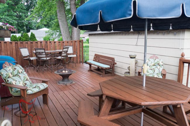 How to Clean and Stain a Deck - Thompson's WaterSeal- Stain Proffing - Deck Stain- Deck Sealer-2